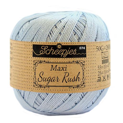 Maxi Sugar Rush, Bleu pastel