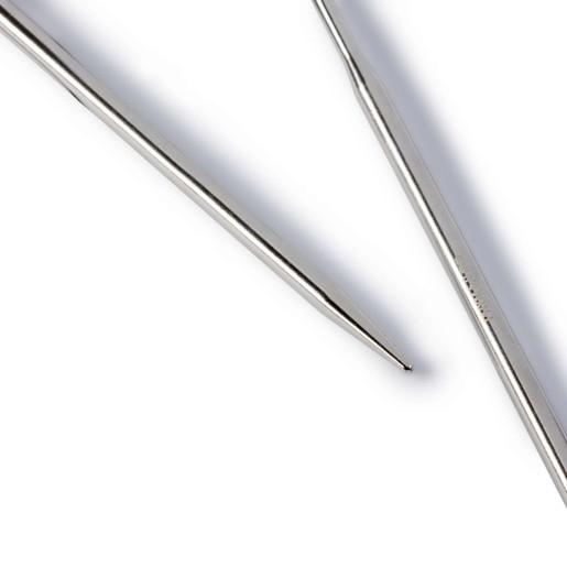 Andrele circulare de alamă, Prym - 5 mm