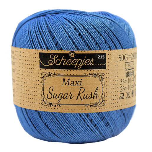 Maxi Sugar Rush, Albastru clasic