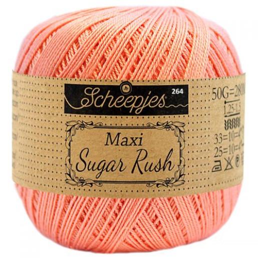 Maxi Sugar Rush, Corai deschis