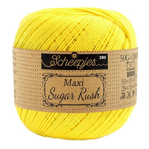 Maxi Sugar Rush, Galben lămâie