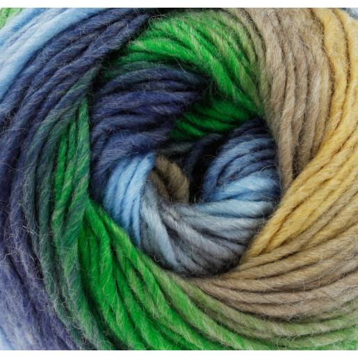 Verde-Albastru-Bej