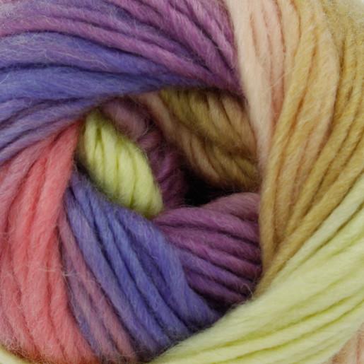 Lila-Violet-Caisă-Verde pal