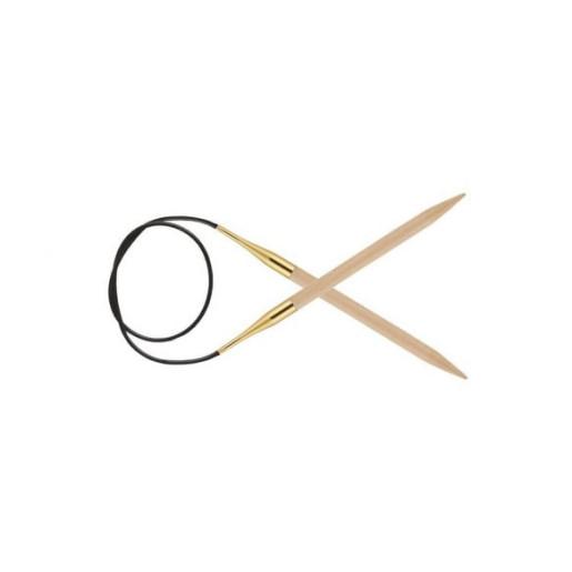 Andrele circulare de mesteacăn, KnitPro - 15 mm/150 cm