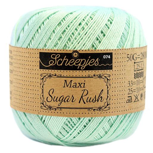 Maxi Sugar Rush, Verde mentă pastel