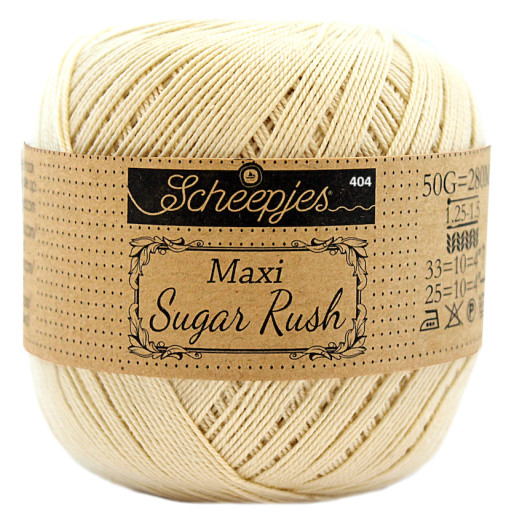 Maxi Sugar Rush,  Bej deschis
