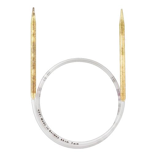 Andrele circulare de plastic, Addi - 10 mm