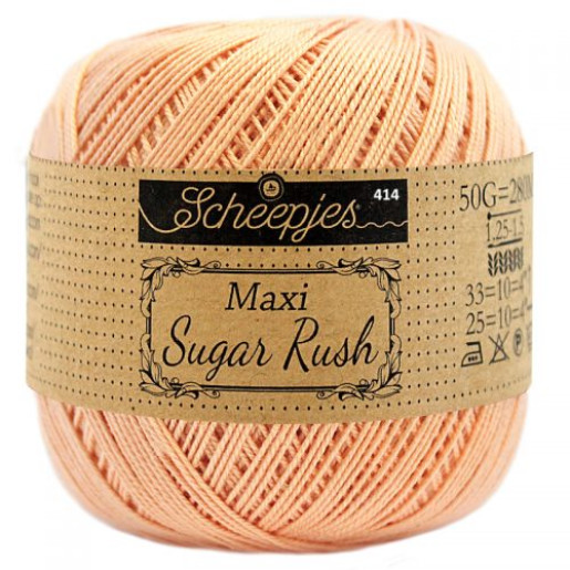 Maxi Sugar Rush, Bej somon