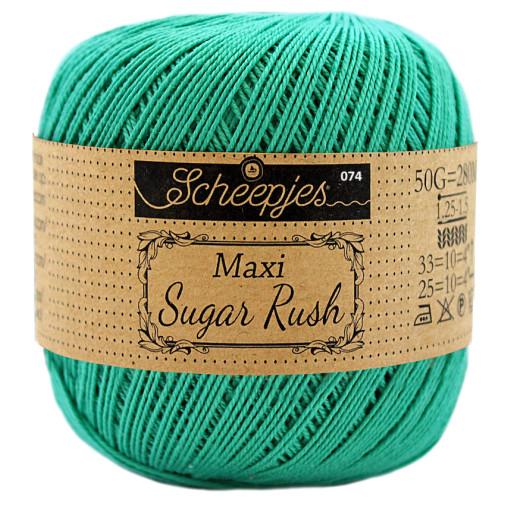 Maxi Sugar Rush, Verde jad