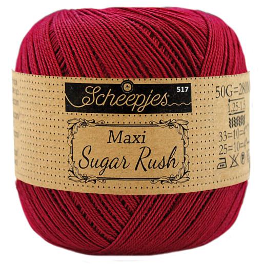 Maxi Sugar Rush, Rubiniu