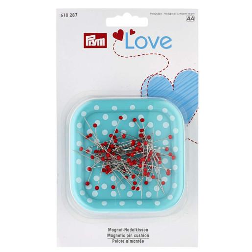 Suport magnetic pentru ace cu gămălie, Prym Love