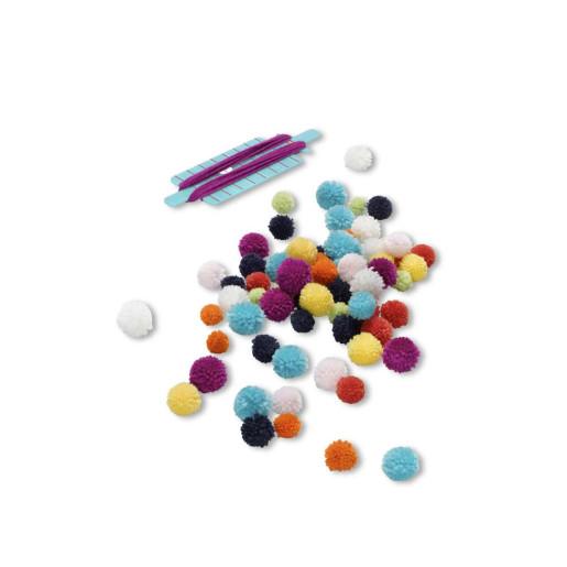 Dispozitiv de confecționat pompoane mici