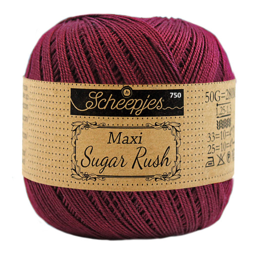 Maxi Sugar Rush, Bordo