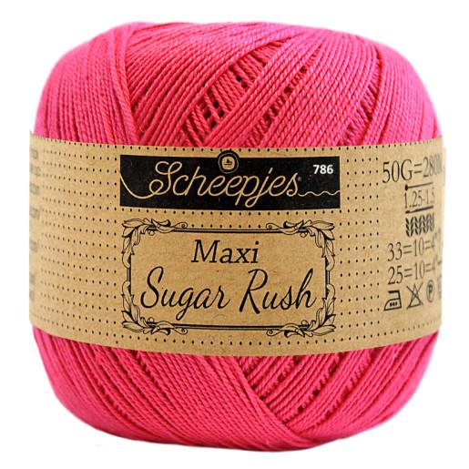 Maxi Sugar Rush, Roz fucsia