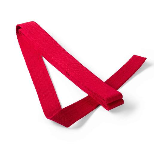 Baretă textilă - Roșu