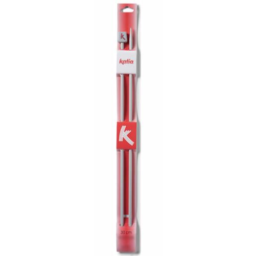 Andrele drepte de aluminiu Katia, 3.5 mm