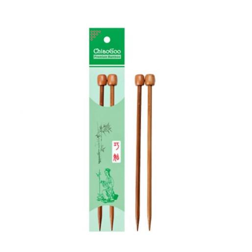Andrele drepte de bambus pentru copii, ChiaoGoo - 4 mm