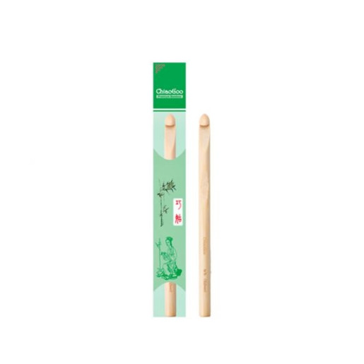 Croșetă de bambus ChiaoGoo, 6 mm