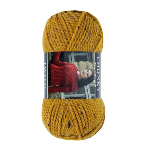 Chunky Tweed