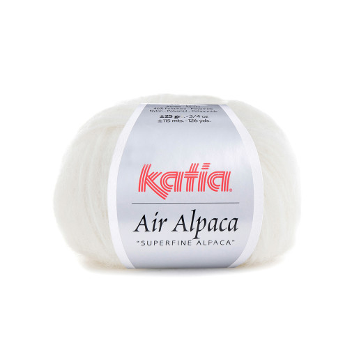 Air Alpaca, Alb