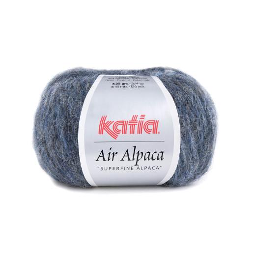Air Alpaca, Albastru jeans