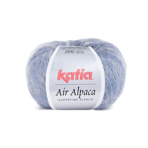 Air Alpaca, Bleu