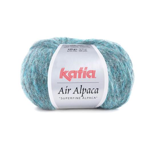Air Alpaca, Turcoaz