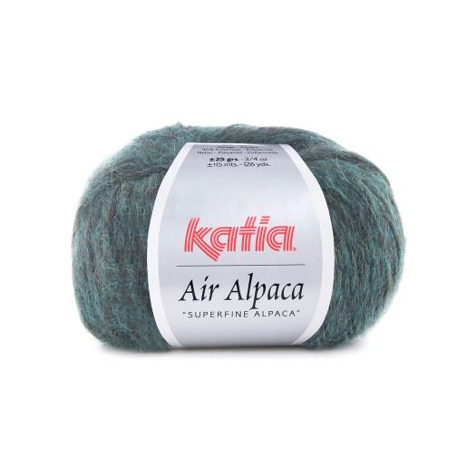 Air Alpaca, Verde intunecat
