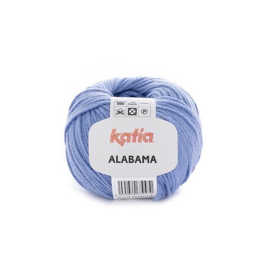 Alabama, Albastru deschis