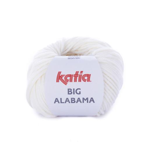 Big Alabama, Alb unt