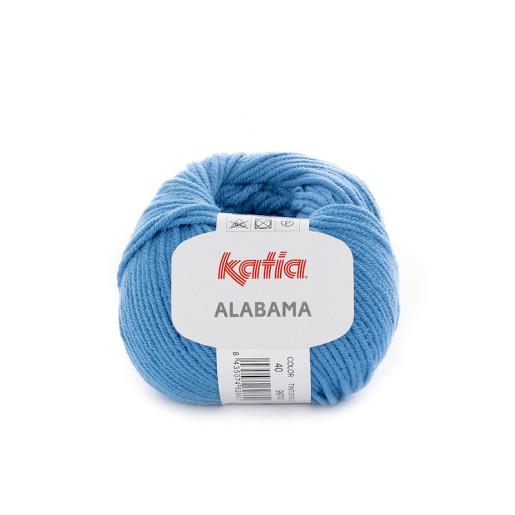 Alabama, Albastru