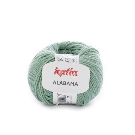 Alabama, Verde mentă