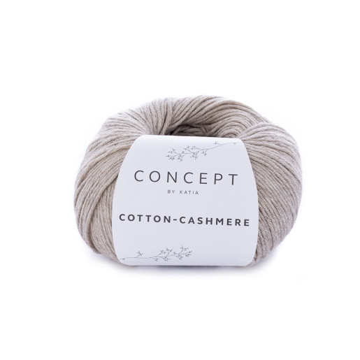 Cotton-Cashmere, Bej