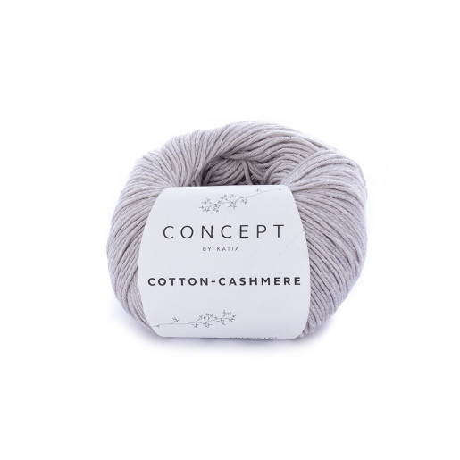 Cotton-Cashmere, Gri