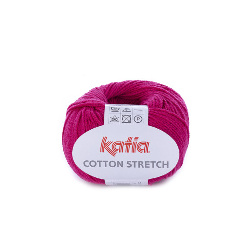 Cotton Stretch, Roz fucsia
