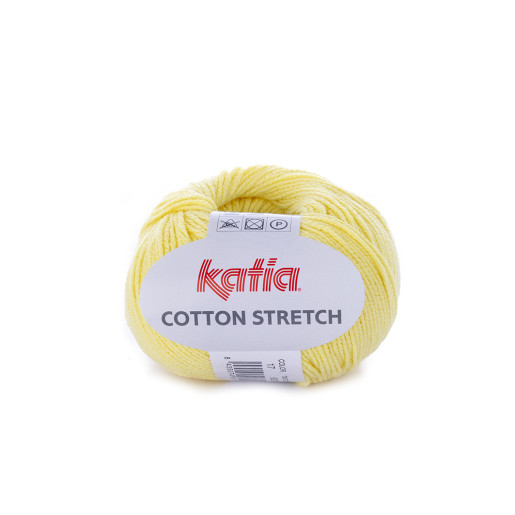 Cotton Stretch, Galben canar