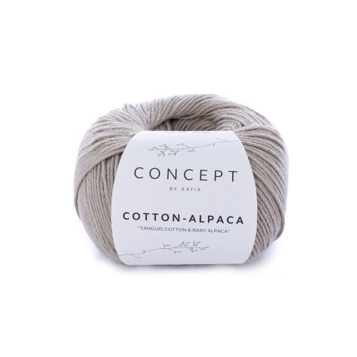 Cotton-Alpaca, Bej