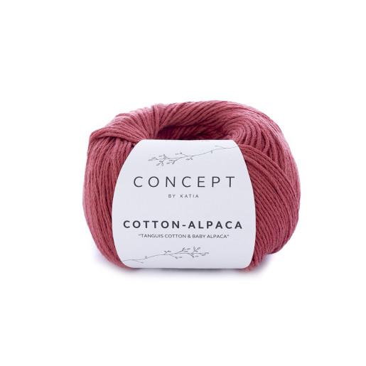 Cotton-Alpaca, Roșu cărămiziu
