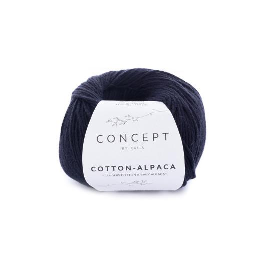 Cotton-Alpaca, Negru