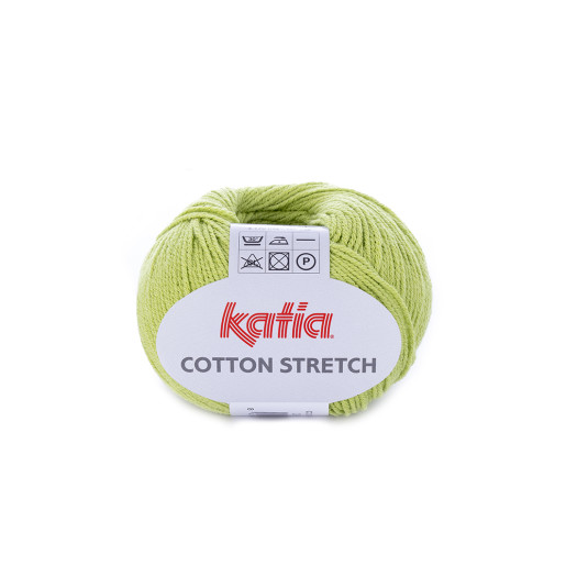 Cotton Stretch, Verde fistic