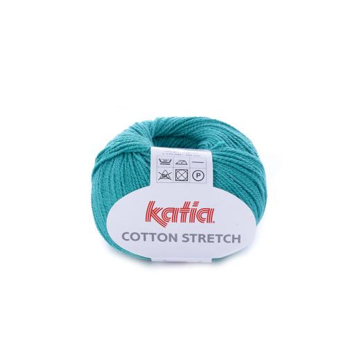 Cotton Stretch, Verde jad
