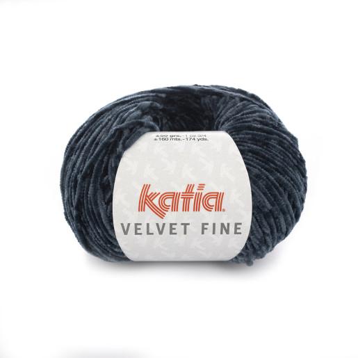 Velvet Fine, Bleumarin