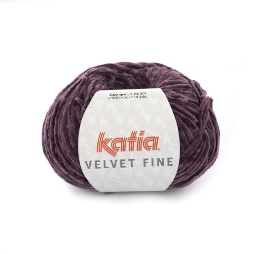 Velvet Fine, Violet