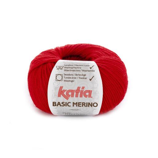 Basic Merino, Roșu