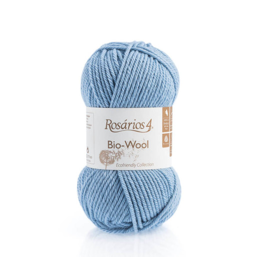 Bio-Wool, Bleu