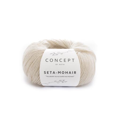 Seta Mohair, Crem