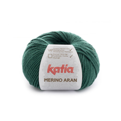 Merino Aran, Verde intunecat