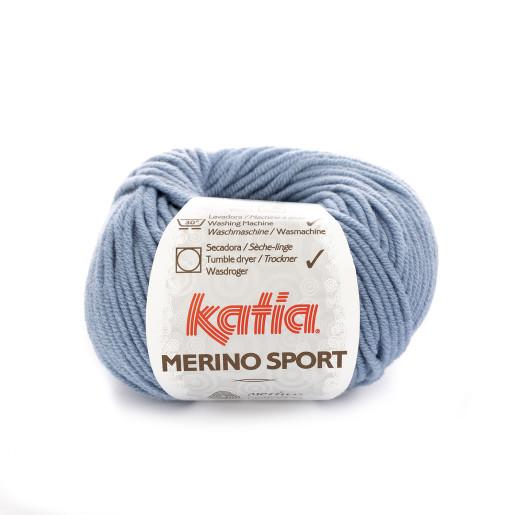 Merino Sport, Bleu