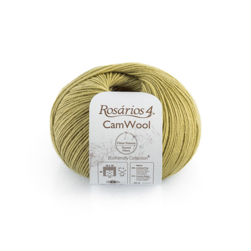 Camwool, Verde fistic