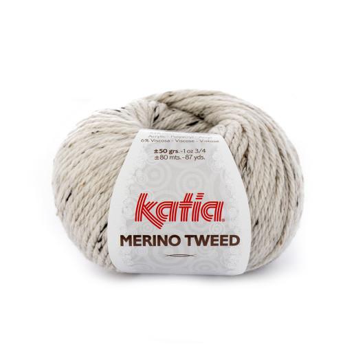 Merino Tweed, Bej deschis